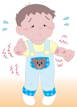 手足口病に要注意