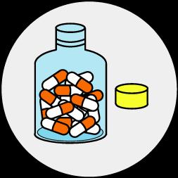薬の保管方法と気をつける点